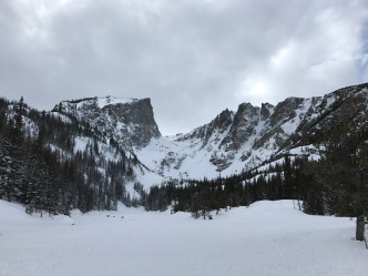 hallet peak & flattop mountain