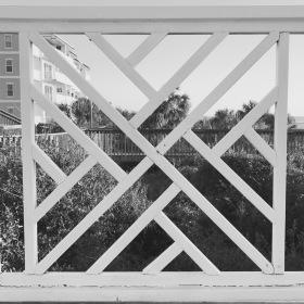 porch railing or potential quilt block