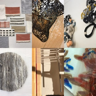 SCAD / textiles building beauties