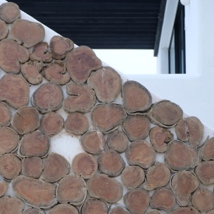 Casa Malca wall