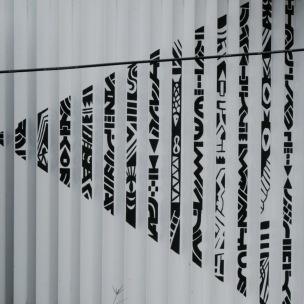 tulum art club installation